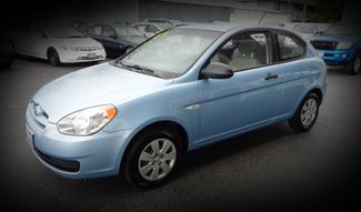 2009 Hyundai Accent GS Hatchback Chico, CA 3