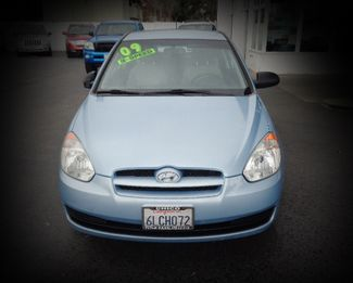 2009 Hyundai Accent GS Hatchback Chico, CA 6