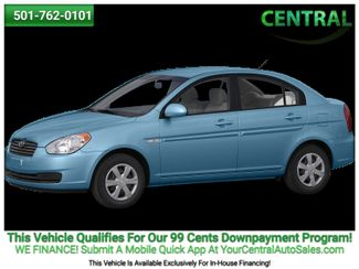 2009 Hyundai ACCENT/PW  | Hot Springs, AR | Central Auto Sales in Hot Springs AR