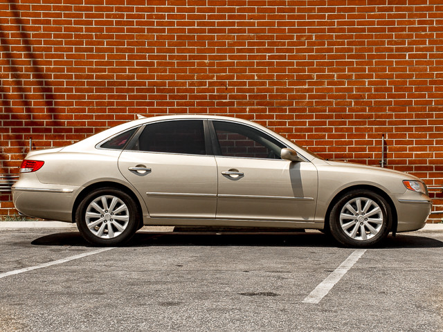 2009 Hyundai Azera GLS Burbank, CA 4