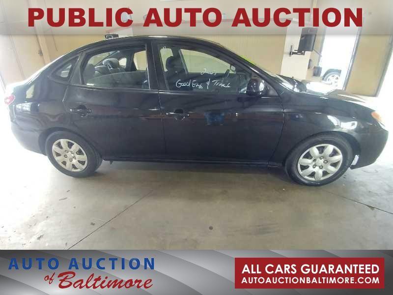 2009 Hyundai Elantra GLS | JOPPA, MD | Auto Auction of Baltimore  in JOPPA MD