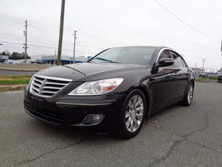 2009 Hyundai Genesis Luxury Charlotte, North Carolina 10