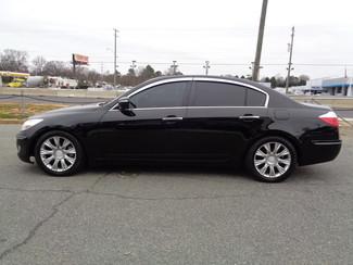 2009 Hyundai Genesis Luxury Charlotte, North Carolina 8