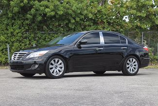 2009 Hyundai Genesis Hollywood, Florida 10