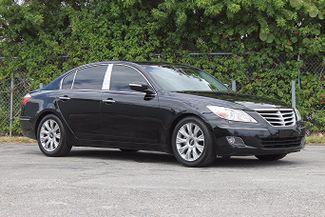 2009 Hyundai Genesis Hollywood, Florida 1