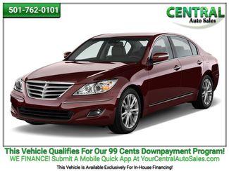 2009 Hyundai Genesis  | Hot Springs, AR | Central Auto Sales in Hot Springs AR