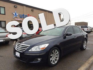 2009 Hyundai Genesis Premium Sedan Low miles with Warranty! Maple Grove, Minnesota