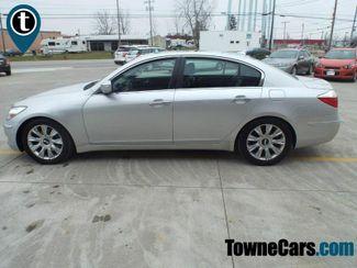 2009 Hyundai Genesis 3.8L   Medina, OH   Towne Auto Sales in Ohio OH