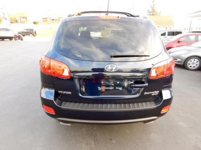 2009 Hyundai Santa Fe SE Ephrata, PA 4