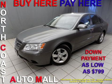 2009 Hyundai Sonata GLS As low as $799 DOWN in Cleveland, Ohio