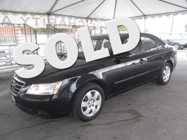 2009 Hyundai Sonata GLS Please call or e-mail to check availability All of our vehicles are ava