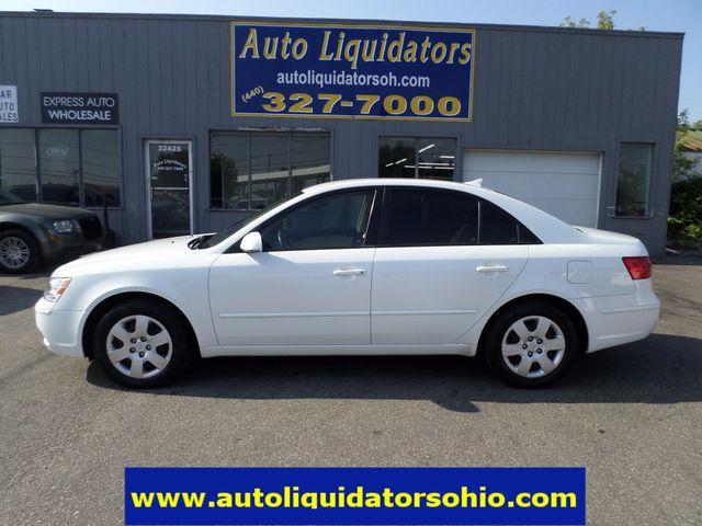 2009 Hyundai Sonata GLS | North Ridgeville, Ohio | Auto Liquidators in North Ridgeville Ohio