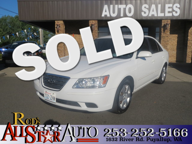 2009 Hyundai Sonata GLS The CARFAX Buy Back Guarantee that comes with this vehicle means that you