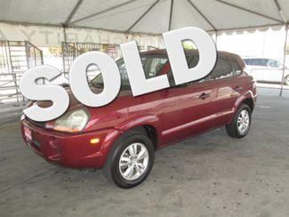 2009 Hyundai Tucson GLS Gardena, California