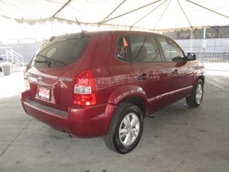 2009 Hyundai Tucson GLS Gardena, California 2