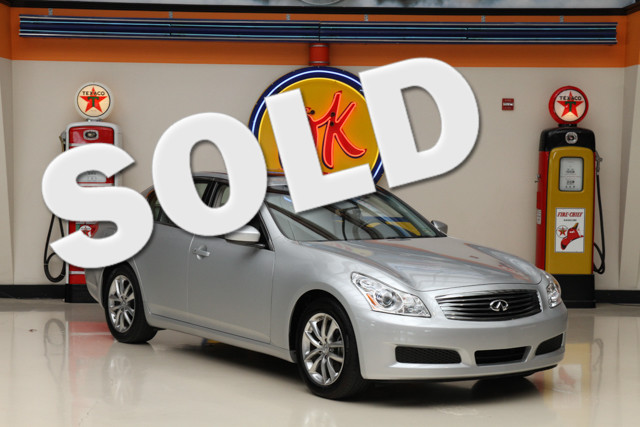 2009 Infiniti G37 Journey This 2009 Infiniti G37 Journey is in great shape with only 32 882 miles