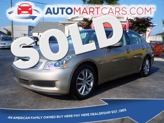 2009 Infiniti G37 Journey | Nashville, Tennessee | Auto Mart Used Cars Inc. in Nashville Tennessee