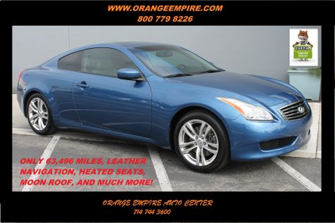 2009 Infiniti G37 Journey in Orange, CA