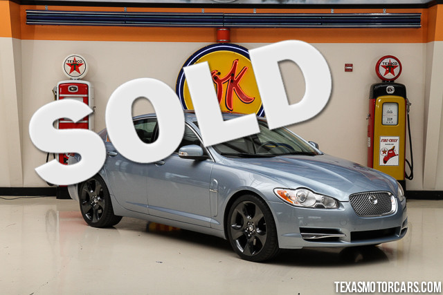 2009 Jaguar XF Supercharged This 2009 Jaguar XF is in great shape with only 76 529 miles The XF