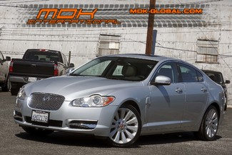 2009 Jaguar XF Premium Luxury - Navigation in Los Angeles
