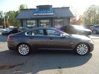 2009 Jaguar XF Premium Luxury Charlotte, North Carolina 2
