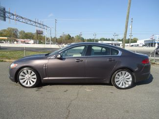 2009 Jaguar XF Premium Luxury Charlotte, North Carolina 7