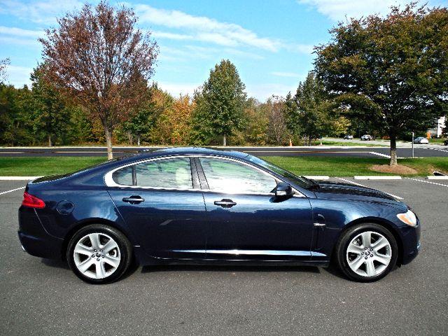 2009 Jaguar XF Luxury Leesburg, Virginia 5