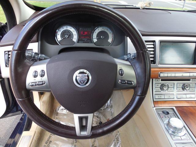 2009 Jaguar XF Luxury Leesburg, Virginia 11