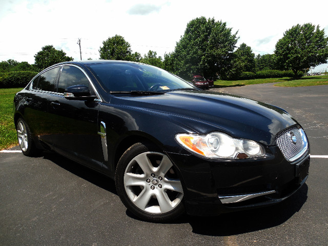 2009 Jaguar XF Luxury Leesburg, Virginia 1
