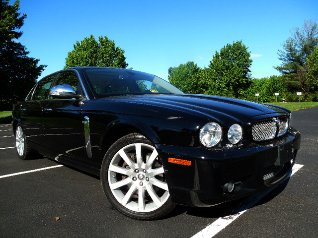 2009 Jaguar XJ Series Vanden Plas Leesburg, Virginia 0