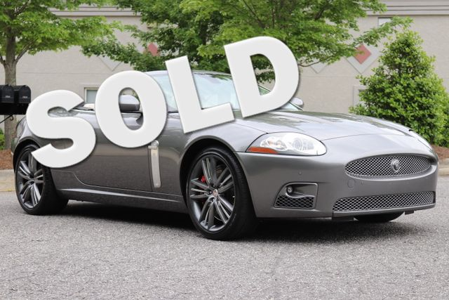 2009 Jaguar XK Series XKR Portfolio Mooresville, North Carolina 0