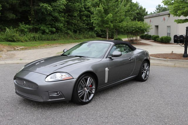 2009 Jaguar XK Series XKR Portfolio Mooresville, North Carolina 21