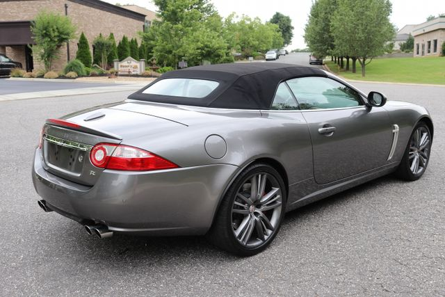 2009 Jaguar XK Series XKR Portfolio Mooresville, North Carolina 24