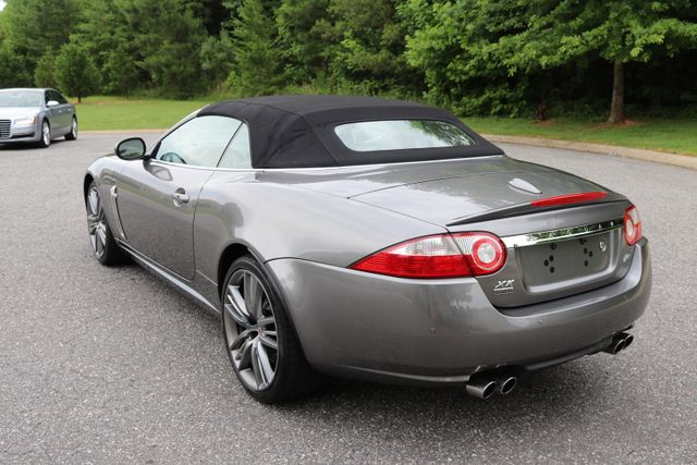 2009 Jaguar XK Series XKR Portfolio Mooresville, North Carolina 25