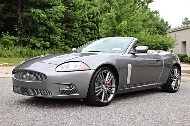 2009 Jaguar XK Series XKR Portfolio Mooresville, North Carolina 1
