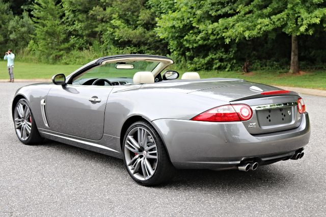 2009 Jaguar XK Series XKR Portfolio Mooresville, North Carolina 3