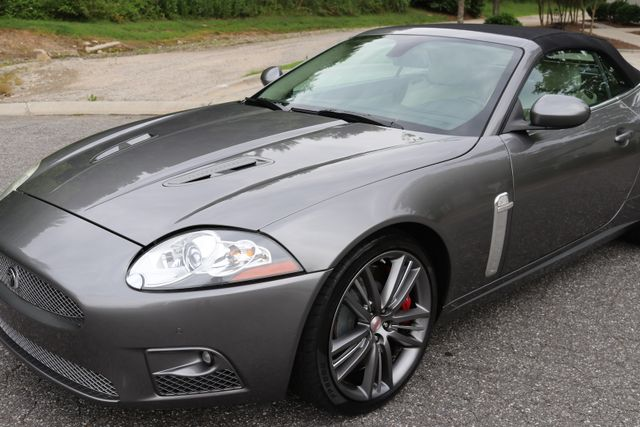 2009 Jaguar XK Series XKR Portfolio Mooresville, North Carolina 55