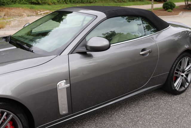 2009 Jaguar XK Series XKR Portfolio Mooresville, North Carolina 57