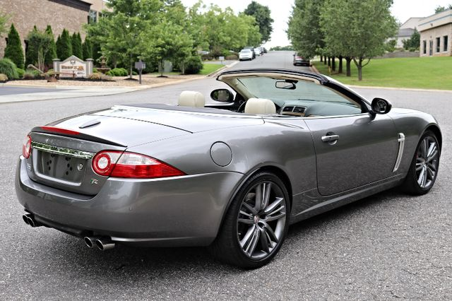 2009 Jaguar XK Series XKR Portfolio Mooresville, North Carolina 5