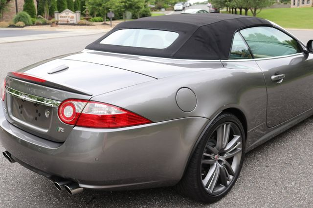 2009 Jaguar XK Series XKR Portfolio Mooresville, North Carolina 66