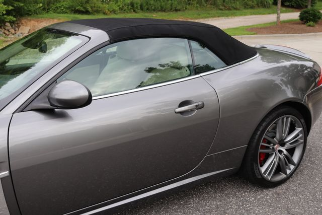 2009 Jaguar XK Series XKR Portfolio Mooresville, North Carolina 58