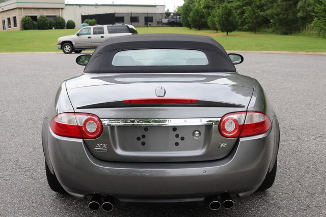 2009 Jaguar XK Series XKR Portfolio Mooresville, North Carolina 63
