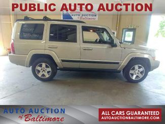 2009 Jeep Commander in JOPPA MD