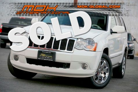 2009 Jeep Grand Cherokee Limited - 4.7L V8 - Navigation - Sunroof in Los Angeles