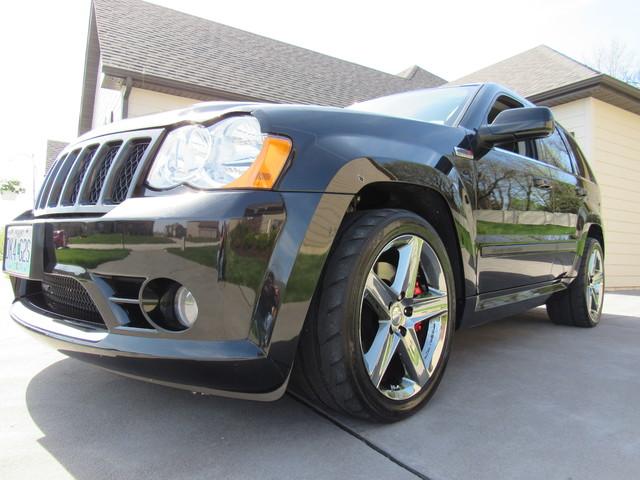 2009 Jeep Grand Cherokee SRT-8  St Charles Missouri  Schroeder Motors  in St. Charles, Missouri