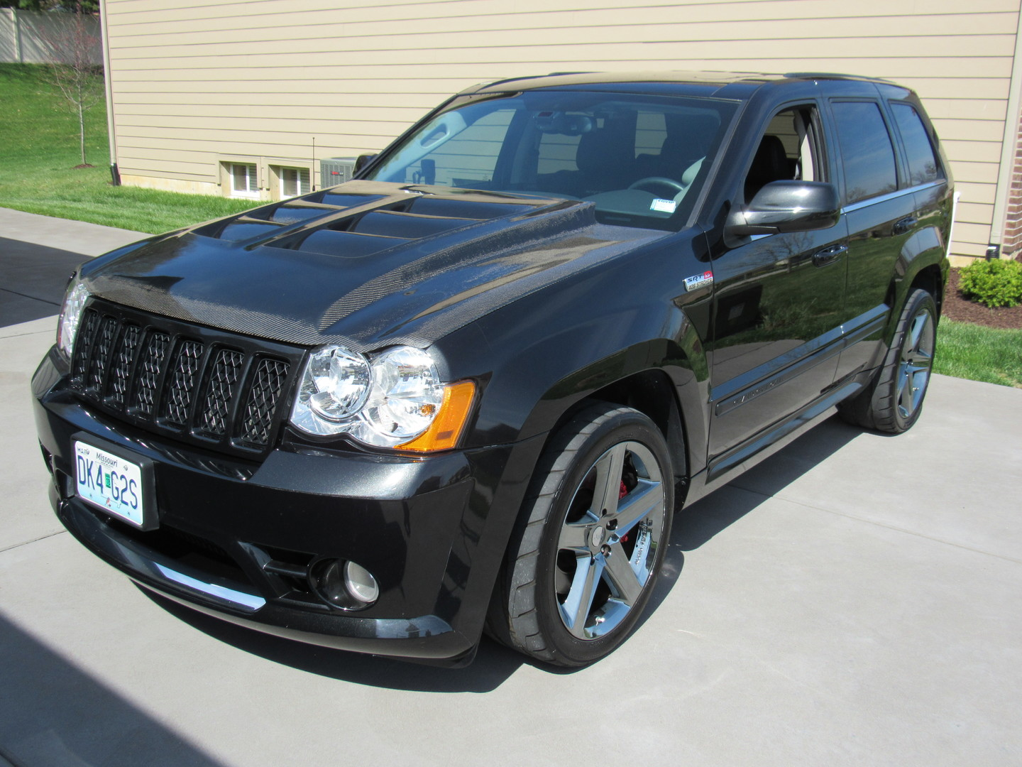 2009 Jeep Grand Cherokee Srt 8 St Charles Missouri