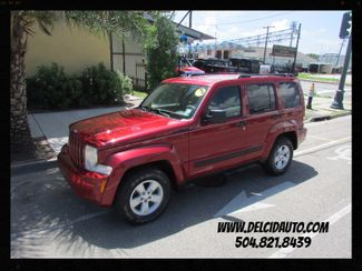 2009 Jeep Liberty Sport, Clean CarFax! Financing Available! New Orleans, Louisiana