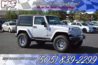 2009 Jeep Wrangler Sahara | Albuquerque, New Mexico | M & F Auto Sales-[ 2 ]