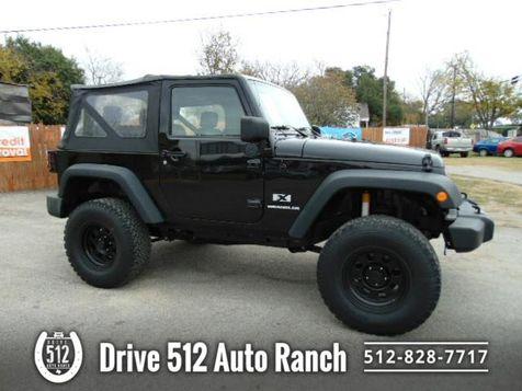 2009 Jeep Wrangler X in Austin, TX
