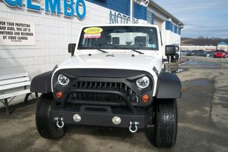 2009 Jeep Wrangler 4WD X Bentleyville, Pennsylvania 26